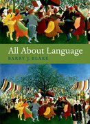 Cover for All About Language