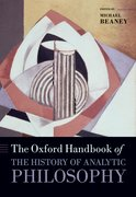 Cover for The Oxford Handbook of The History of Analytic Philosophy