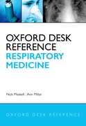 Cover for Oxford Desk Reference: Respiratory Medicine