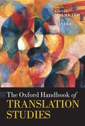 Cover for The Oxford Handbook of Translation Studies