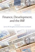 Cover for Finance, Development, and the IMF