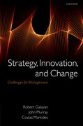 Cover for Strategy, Innovation, and Change
