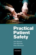 Cover for Practical Patient Safety