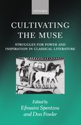 Cover for Cultivating the Muse