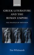 Cover for Greek Literature and the Roman Empire