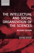 Cover for The Intellectual and Social Organization of the Sciences