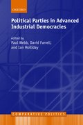 Cover for Political Parties in Advanced Industrial Democracies