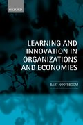 Cover for Learning and Innovation in Organizations and Economies
