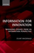 Cover for Information for Innovation
