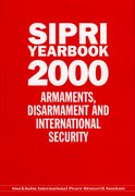 Cover for SIPRI Yearbook 2000