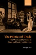 Cover for The Politics of Trade
