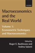 Cover for Macroeconomics and the Real World