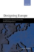 Cover for Designing Europe