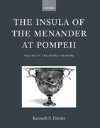 Cover for The Insula of the Menander at Pompeii