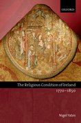 Cover for The Religious Condition of Ireland 1770-1850