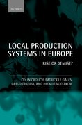 Cover for Local Production Systems in Europe