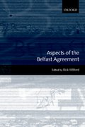 Cover for Aspects of the Belfast Agreement
