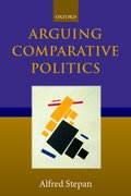Cover for Arguing Comparative Politics