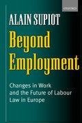 Cover for Beyond Employment