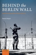 Cover for Behind the Berlin Wall