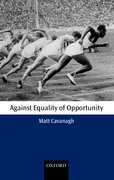 Cover for Against Equality of Opportunity