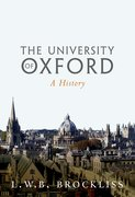 Cover for The University of Oxford
