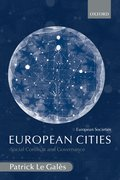 Cover for European Cities