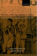 Cover for Modelling the Middle Ages