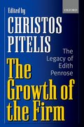 Cover for The Growth of the Firm