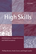 Cover for High Skills