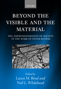 Cover for Beyond the Visible and the Material