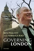 Cover for Governing London