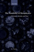 Cover for The Possibility of Metaphysics