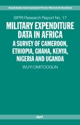 Cover for Military Expenditure Data in Africa