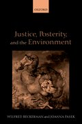 Cover for Justice, Posterity, and the Environment