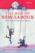 Cover for The Rise of New Labour
