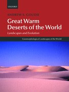 Cover for Great Warm Deserts of the World