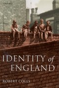 Cover for The Identity of England
