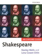 Cover for Shakespeare: An Oxford Guide