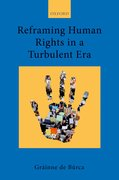 Cover for Reframing Human Rights in a Turbulent Era