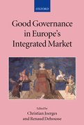 Cover for Good Governance in Europe