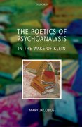 Cover for The Poetics of Psychoanalysis