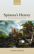 Cover for Spinoza