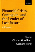 Financial Crises, Contagion, and the Lender of Last Resort A Reader