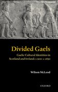 Cover for Divided Gaels