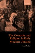 Cover for The Cossacks and Religion in Early Modern Ukraine