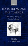 Cover for Texts, Ideas, and the Classics