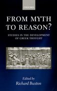 Cover for From Myth to Reason?