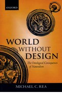Cover for World without Design