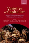 Cover for Varieties of Capitalism